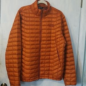 Northface Thermoball jacket.